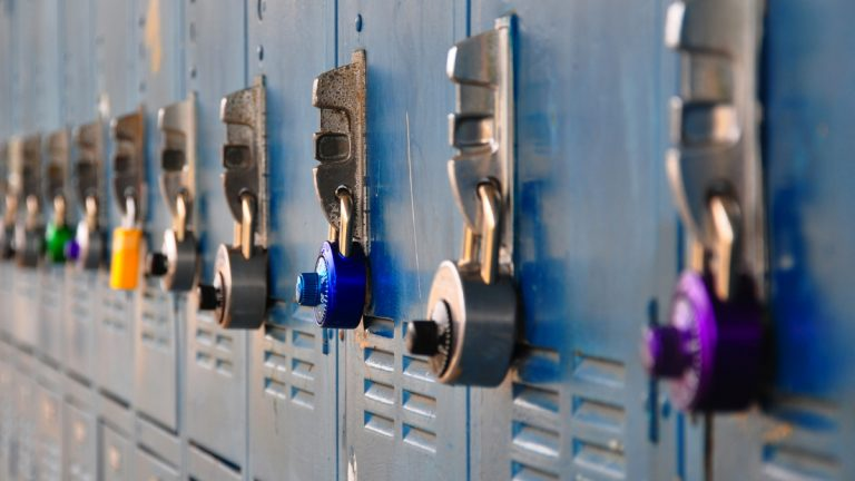 Ocean County prosecutors give high school students scanable codes in their lockers so that they can report crime via a mobile app. (<a href=
