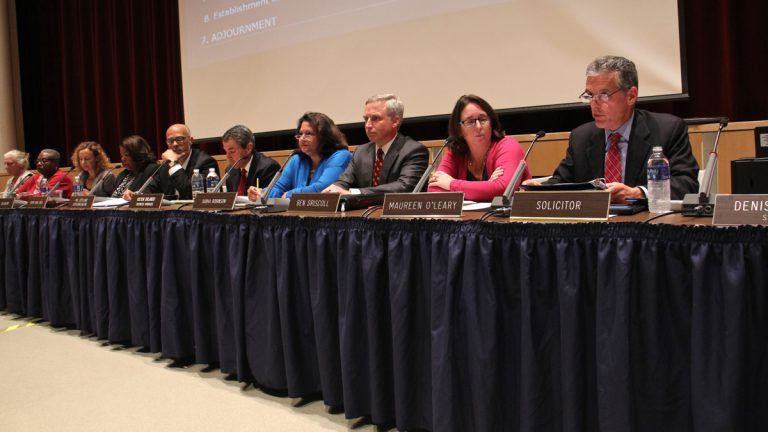 The Lower Merion School District was dealt another blow in court when a commonwealth judge upheld a ruling capping the district's tax increase. (Emma Lee/WHYY, file)