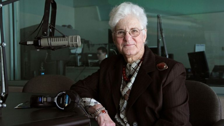 Former Philadelphia District Attorney Lynne Abraham will receive the Women's Human Society's 1st every Trailblazer Award tonight for her work to protect animal welfare. (Emma Lee/Newsworks)