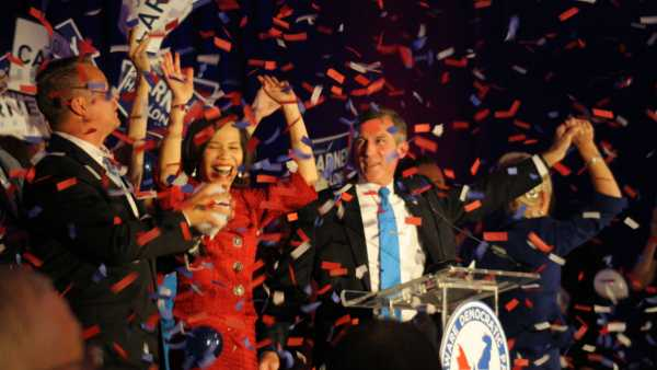 John Carney wins