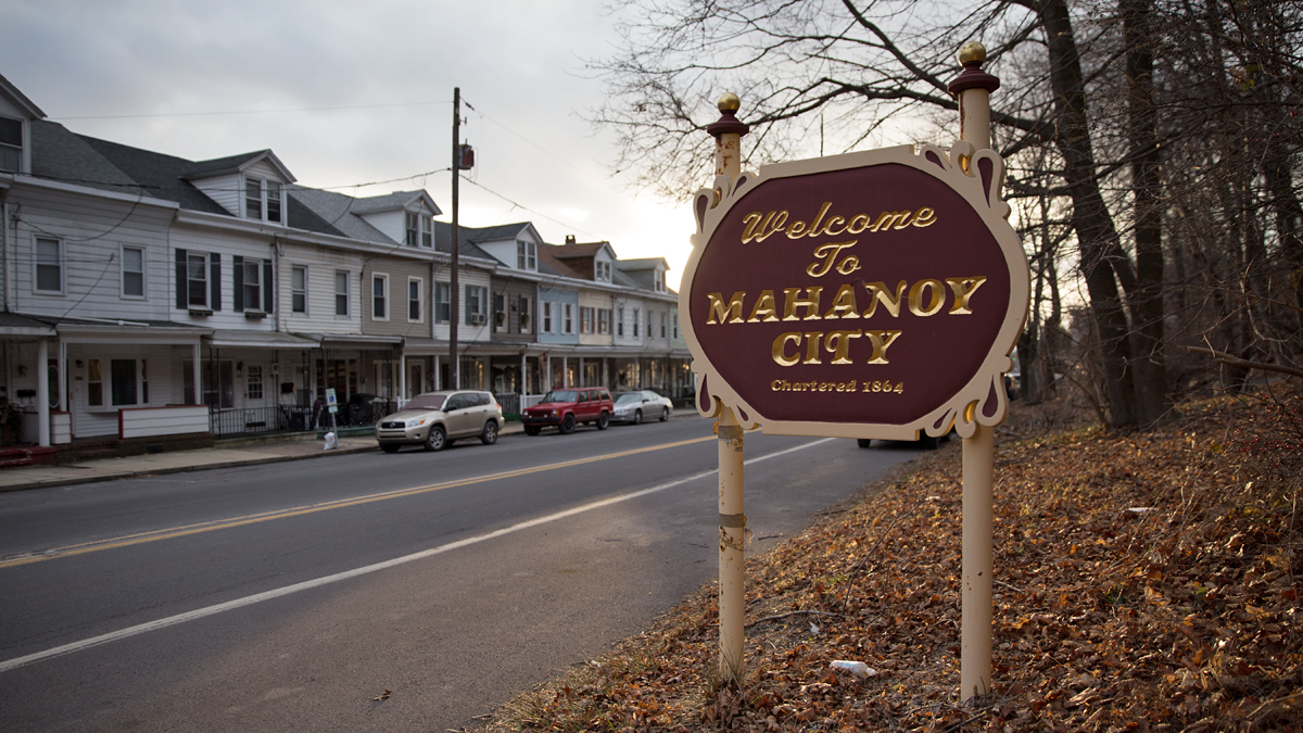 Fixing Mahanoy City Why This Pa Coal Town Won T Survive