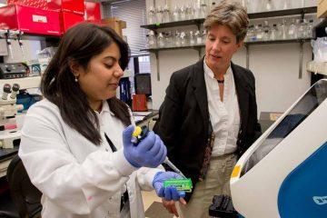 Wistar Institute principal investigator Maureen Murphy