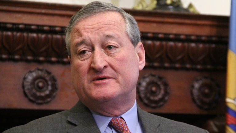 Philadelphia Mayor Jim Kenney's campaign committiee missed campaign finance filing deadlines and paid a $2