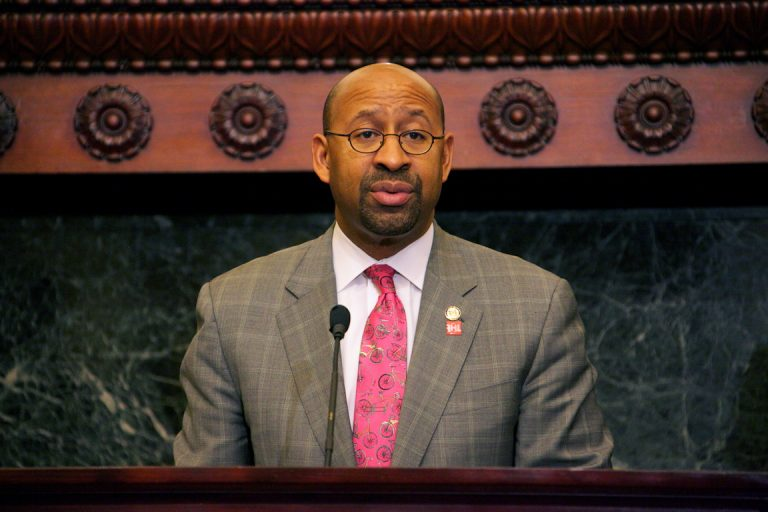 After twice vetoing paid sick leave bills, Mayor Michael Nutter says he's ready to sign. (NewsWorks file photo)