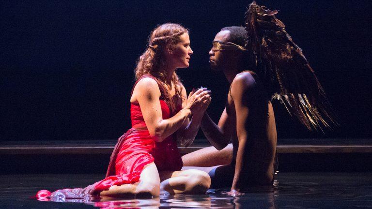 The Tony Award-winning play