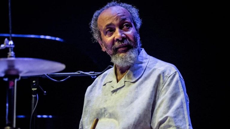 Percussionist Milford Graves will play at Bartram's Garden.(Image courtesy of Ars Nova Workshop)