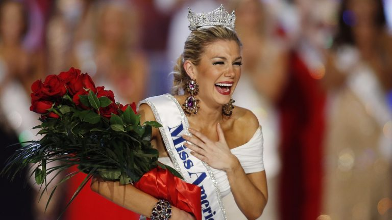Unlike Miss America, Wilmington's Mizz. Natural Pageant will not judge contestants on beauty at all.(AP Photo/Isaac Brekken)