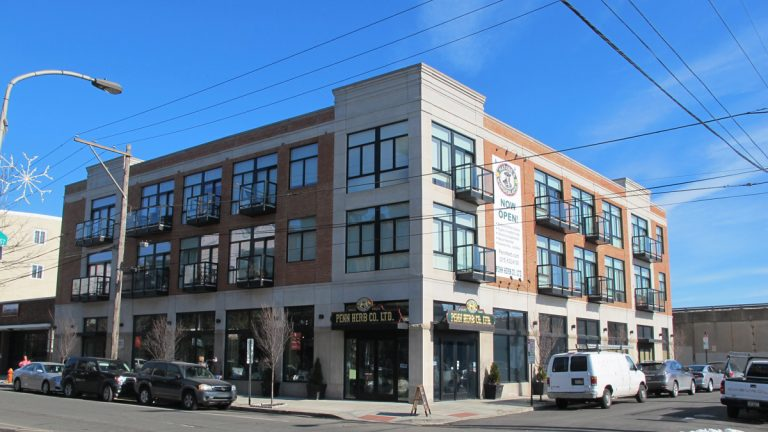 An example of mixed-use development on N. 2nd Street in Philadelphia's Northern Liberties neighborhood. (PlanPhilly file image)