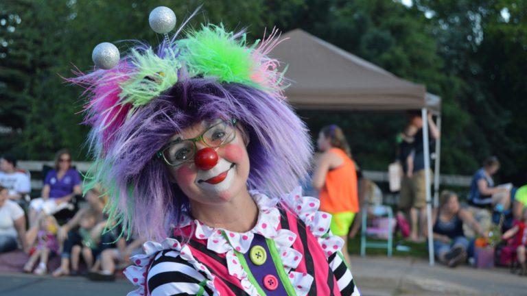 Tricia Manuel & Professional clowns plead for tolerance in wake of killer-clown ...