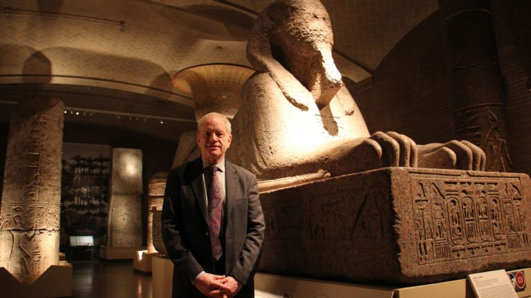 University of Pennsylvania Professor of Egyptology David Silverman will lead a massive online open course in which more than 20