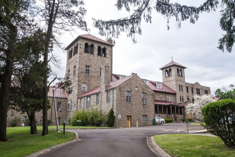 Mother Katharine Drexel purchased the Bensalem property to build the motherhouse for the religious order she founded in 1891. (Courtesy Sisters of the Blessed Sacrament)