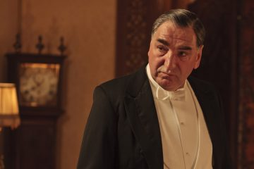 In this image released by PBS, Jim Carter as Mr. Carson is shown in a scene from the second season of