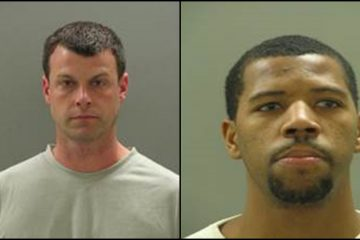 Christopher Rivers and Joshua Bey face murder charges. (photo courtesy NCCo Police)