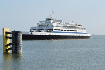 The Cape May-Lewes Ferry (Elisabeth Perez-Luna/WHYY)