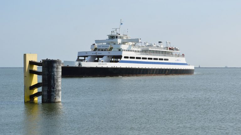The Cape May-Lewes Ferry (Elisabeth Perez-Luna/WHYY, file)