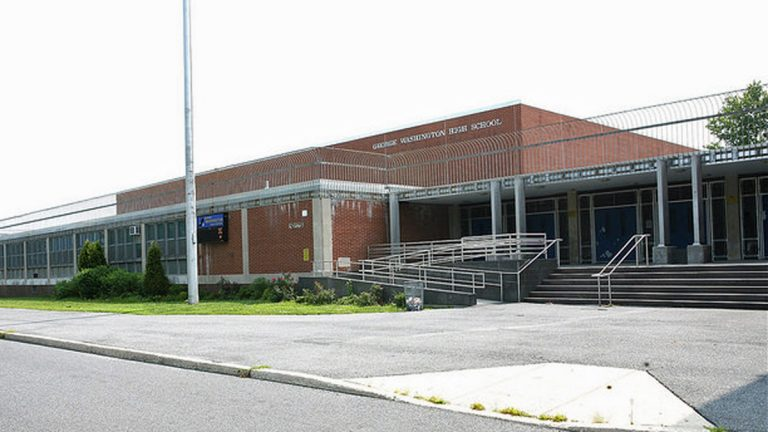 George Washington High School (Image via The Notebook)