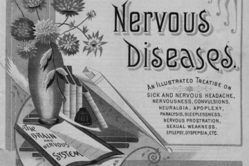 Pharmaceutical companies published booklets like this in the late 1800s as a way of getting people to self-diagnosis with neurasthenia as the first step towards self-medicating with proprietary medicines. (Courtesy of John W. Hartman Center for Sales