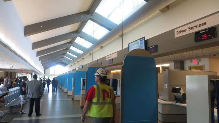 Delaware DMV office (Mark Eichmann/WHYY)