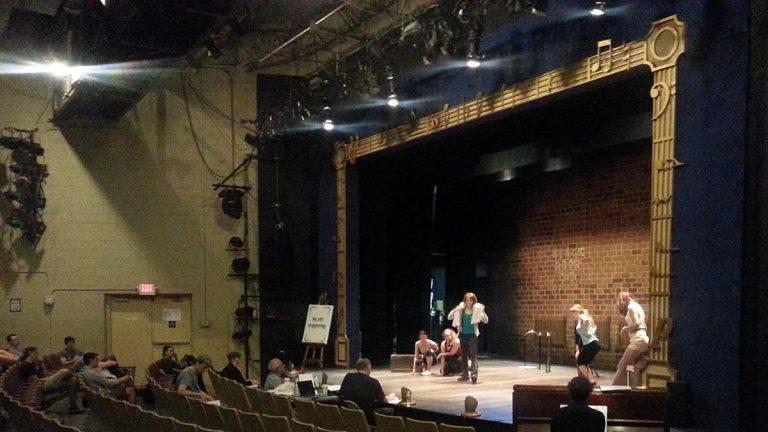The Surflight Theatre on Long Beach Island (Tom MacDonald/WHYY)