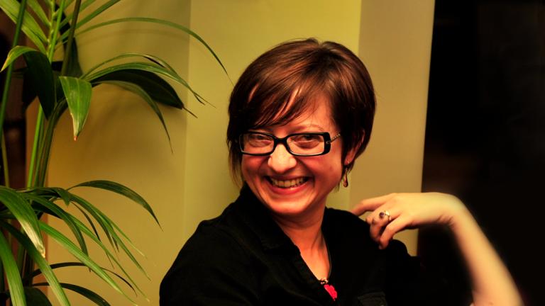 Karen Beckman (Image courtesy of University of Pennsylvania)