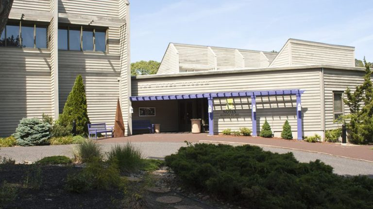 The Noyes Museum of Art shut its doors over the weekend after declining revenues made it the building too expensive to operate. (Image courtesy of The Noyes Museum of Art of Stockton University)