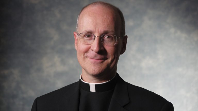 The Rev. James Martin