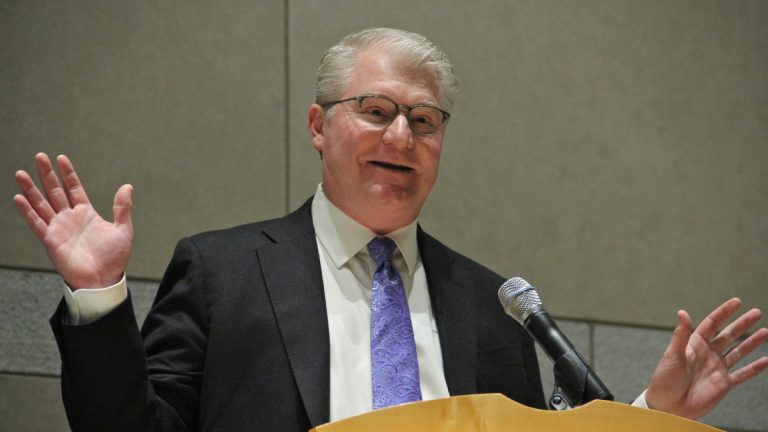 Labor leader John Dougherty (Emma Lee/WHYY, file)