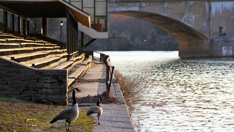 The Schuylkill River