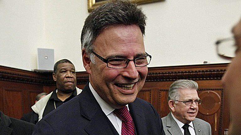 Former Philadelphia  Controller, Jonathan Saidel's  (NewsWorks File Photo)