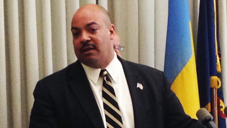 District Attorney Seth Williams (Holly Otterbein/WHYY)