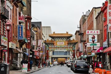 Philadelphia will host seven tours including one of Chinatown for the eighth annual international Jane's Walk. (Kim Paynter/WHYY)