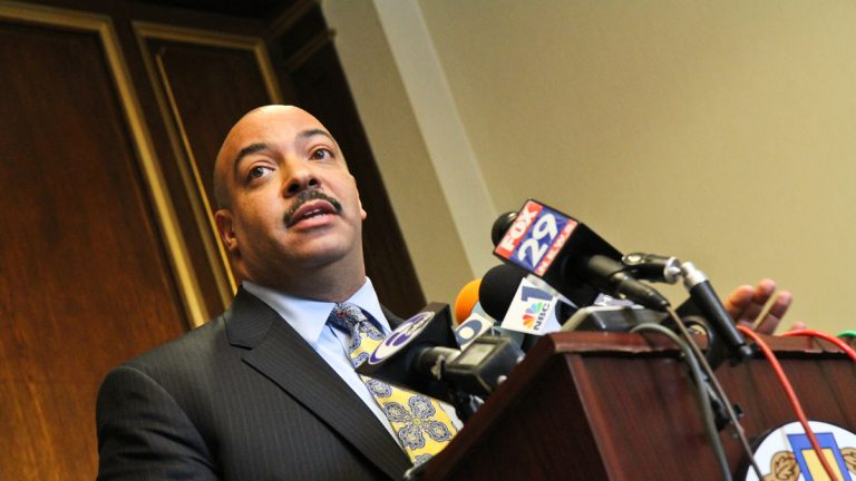 District Attorney Seth Williams (Kimberly Paynter/WHYY file photo)