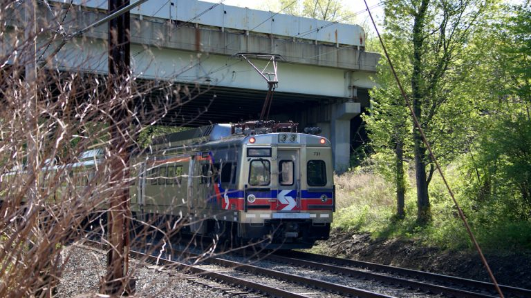 SEPTA has begun sharing contingency plans to counter the effects of a possible regional rail workers strike this weekend (Nathaniel Hamilton/NewsWorks Photo, file)