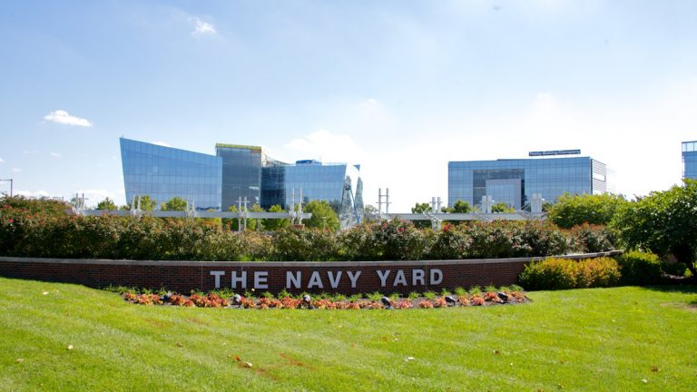 The Philadelphia Navy Yard (Nat Hamilton/for NewsWorks)