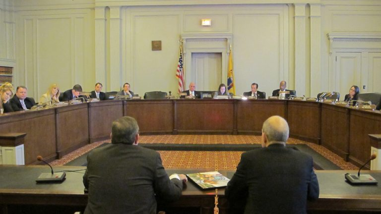 Assembly budget committee holds hearing on N.J. state budget plan (Phil Gregory/WHYY)