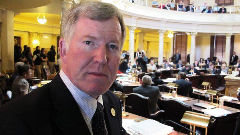 New Jersey Senator Bob Gordon, D-Bergen (Phil Gregory/WHYY)