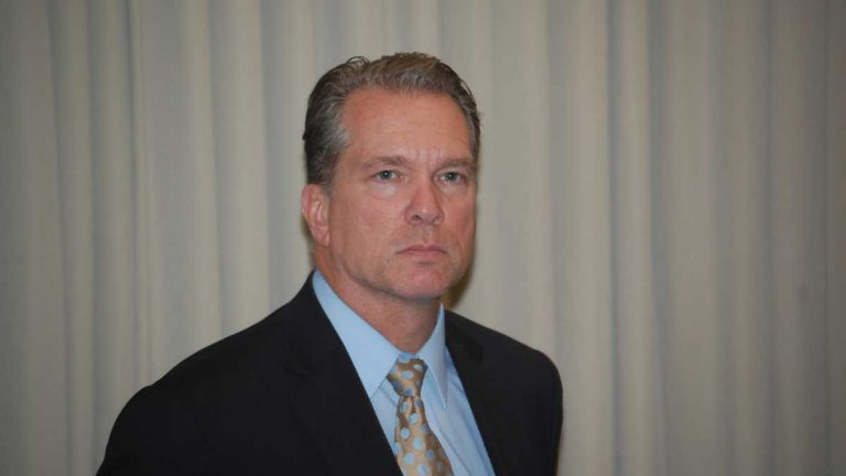 Conviction Review Unit Head Mark Gilson (Tom MacDonald/WHYY)