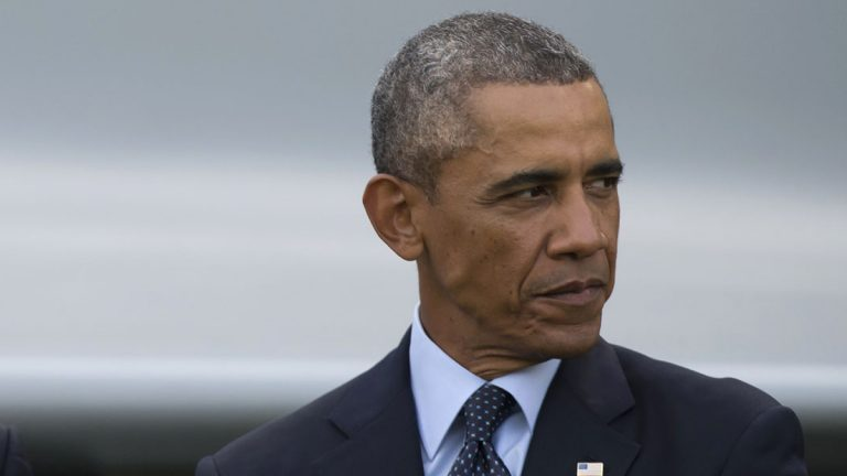 Obama has begun to lay out a strategy to defeat Islamic State militants in the Middle East. (AP Photo/Jon Super, File)