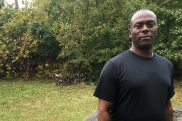 Kirk Odom spent more than two decades in prison for a crime that was later proven he didn't do. (Elana Gordon/WHYY)