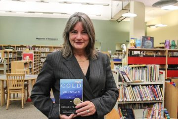 Siobhan Reardon is President and Director of the Free Library of Philadelphia. (Kimberly Paynter/WHYY)