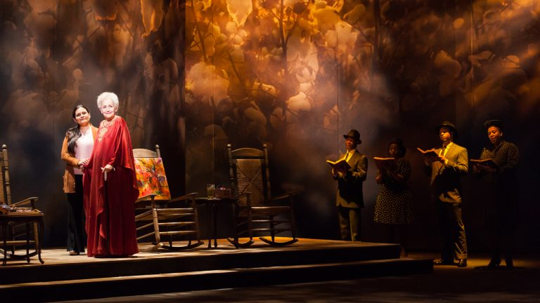 Legendary mezzo-soprano Frederica von Stade makes her Opera Philadelphia debut in the East Coast premiere of