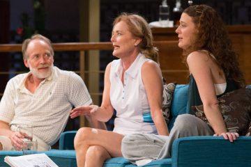 Greg Wood, Susan Wilder and Krista Apple in