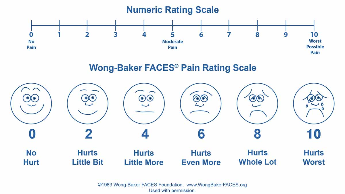 report and scale of pain management nursing essay The nursing health history there are  lies in the client's report -  is competent in assessing and managing pain address pain assessment and management when.