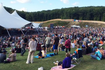 Peach Music Festival rocks  The Poconos (Paul Parmelee/for NewsWorks)