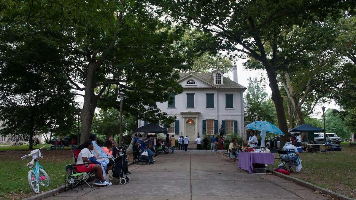 Check back this week to learn more about plans to revitalize Germantown's Vernon Park. (Tracie Van Auken/for NewsWorks)