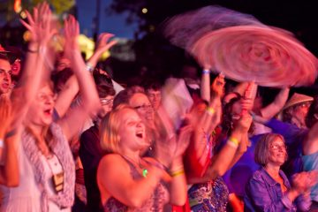 The Philadelphia Folk Festival celebrates its 55th year as the longest continuously-running outdoor music festival of its kind in North America