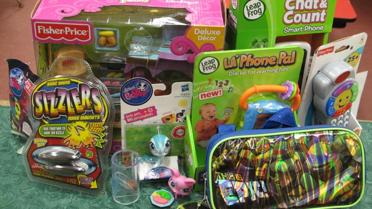 Parents are being urged to watch out for more than just the usual hazards when shopping for toys this holiday season. (Phil Gregory/for NewsWorks)