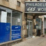 Philadelphia Gas Works at 1601 S. Broad Street. (Nathaniel Hamilton for WHYY)