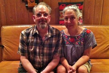 Michael Trost of Dingmans Ferry, Pa. (seen here with his wife, Susan Rosalsky) was billed $32,325 for a surgery with an out-of-network doctor in an in-network hospital. (Elana Gordon/for WHYY)