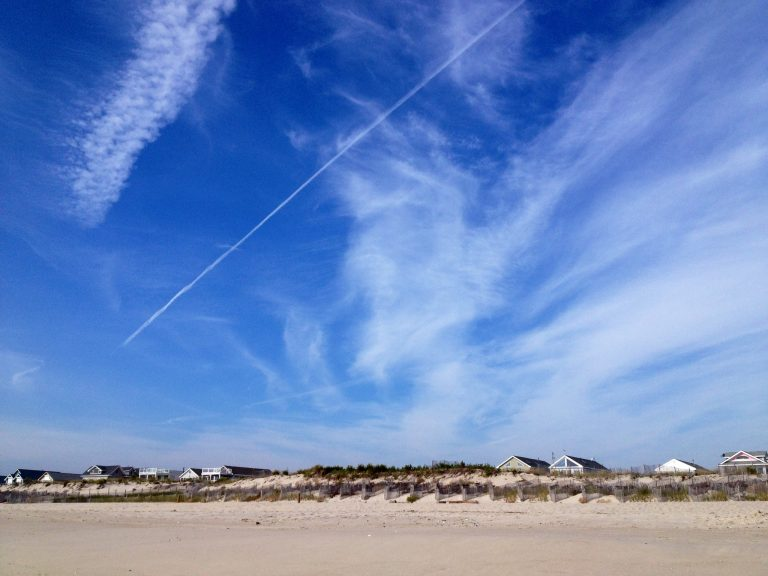 South Seaside Park in October 2013. (Justin Auciello/for NewsWorks)